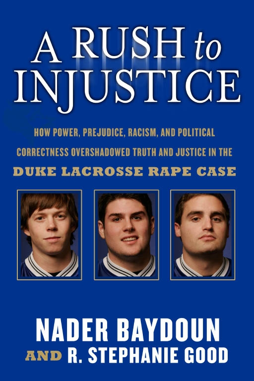 the duke lacrosse scandal William cohan, the author of the definitive history of the scandal that rocked college athletics, sits down with the former head of the duke university board of.